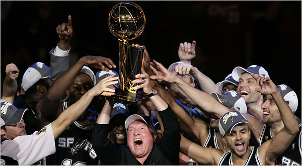 Why the San Antonio Spurs Could Win it All