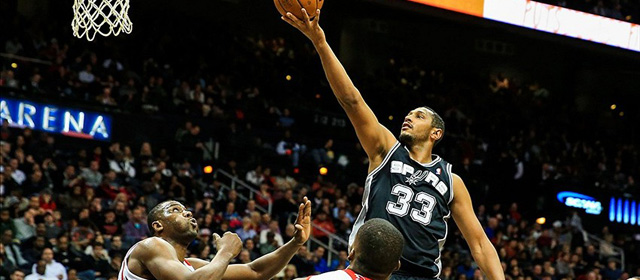 Winter Pays For the Summer | San Antonio 105, Atlanta 79