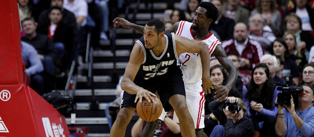 Interminable | San Antonio 90, Houston 97