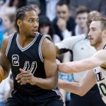 Seven Things You Need To Know About The Spurs-Jazz Game