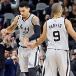 What's That Funk Coming From the Spurs Backcourt?