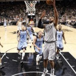 Playoff Preview: Spurs vs Grizzlies