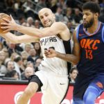 Spurs Stop Bleeding in Home Win Over Thunder