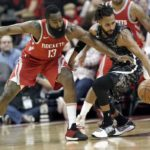 Spurs Kicked Out of Playoff Picture in Houston